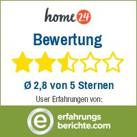 Home24 Erfahrungen 2019 Echte Bewertungen Erfahrungsberichte
