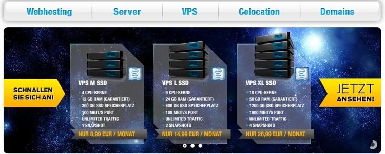 Contabo Server