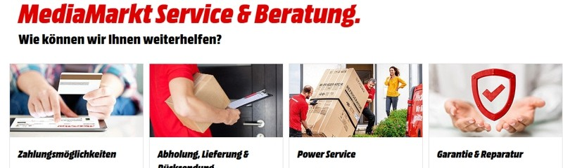 Mediamarkt.de Service