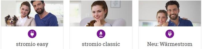 Stromio Tarife