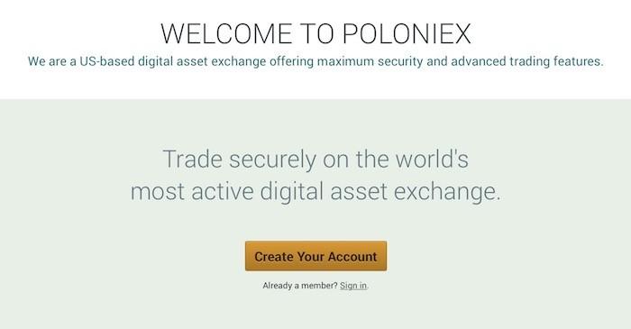 Poloniex Erfahrungen