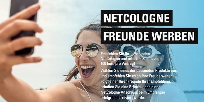 NetCologne Freundschaftswerbung