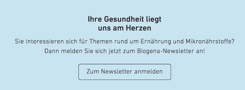 Biogena Newsletter